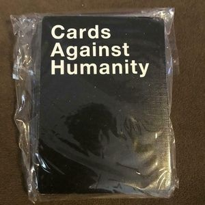 Cards Against Humanity 50 Blank Cards Sealed